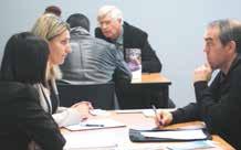 La Semaine de la création et reprise d'entreprises a battu son plein du 18 au 21 novembre partout en Lorraine. Si les acteurs de l'accompagnement étaient bien présents pour divulguer les bons conseils, l'affluence n'était pas forcément au rendez- vous de la part des potentiels créateurs.
