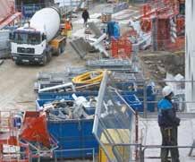 Au plus fort de l'activité, le chantier devrait tourner avec plus de 150 personnes.