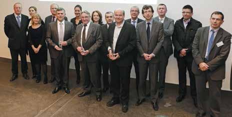 Les exportateurs lorrains à l'honneur à l'occasion de l'édition 2013 des Trophées Lorraine Export.