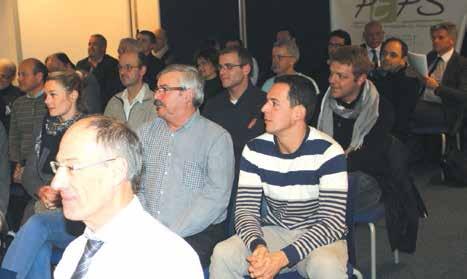 Les membres de l'association Peps entendent aujourd'hui peser en qualité de véritable réseau territorial d'entrepreneurs.