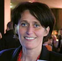 «La singularité du réseau BNI, c'est que son objectif est clairement de développer le chiffre d'affaires de ses membres», souligne Véronique Millet, présidente du BNI Nancy Bergamotes.
