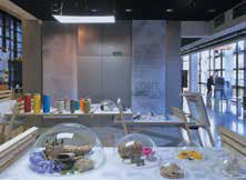 L'avenir de la filière textile a fait l'objet d'une exposition à Bercy jusqu'au 27 janvier. Les exemples lorrains étaient présents.
