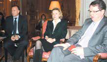 «Un important travail de communication est encore à faire», assure Jeanne-Marie Prost, la médiatrice nationale du crédit aux entreprises lors de son passage à Nancy.