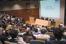 Les acteurs de la filière Santé étaient réunis le 9 janvier à Vandoeuvre pour débattre sur la mise en place d'un véritable écosystème lorrain de ce secteur d'avenir.