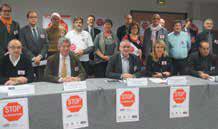 Les différentes fédérations patronales de Meurthe-et-Moselle invitent les politiques à venir débattre le 27 janvier à Maxéville.