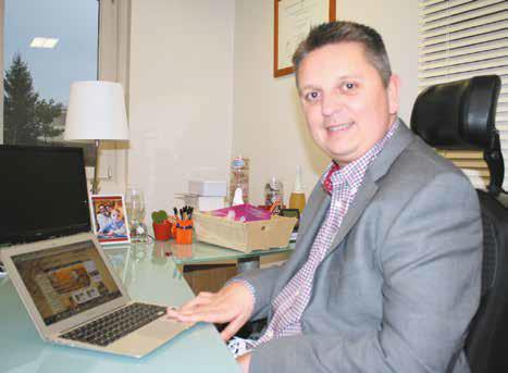 Passer une commande sur le site Internet puis aller chercher son colis dans une des boutiques du réseau ? C'est la nouvelle offre proposée par Vincent Ferry, le patron de Clair de Lorraine.