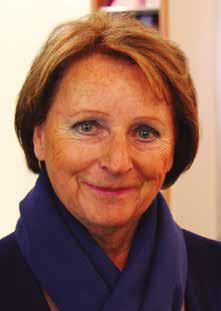 Madeleine Thiébaut, la nouvelle présidente du Comité Paritaire Régional de l'Apec.