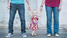 Les hommes sont incités à prendre un congé parental