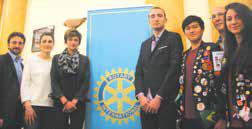 Les rotariens nancéiens mettent en avant leurs actions professionnelles dans le cadre de la Semaine de la communication des Rotary de France.