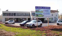 800m² de locaux d'entreprise viennent d'être inaugurés à Tomblaine sur le rondpoint du stade Marcel Picot.