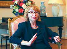 «Aucune donnée sur les addictions et leurs effets en entreprise n'existe vraiment», assure Danièle Jourdain-Menninger, pilote du plan antidrogue gouvernemental.