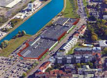 Auchan Lobau investit 13 M€ dans un lifting qui s'étendra sur toute l'année 2014 sans fermeture totale du magasin.