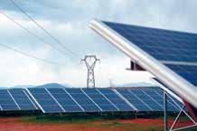 À côté des 21 M€ d'investissement annoncés cette année par RTE, un vaste chantier d'anticipation de la part des ENR dans la production d'électricité est en cours.