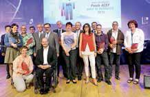 La première édition des Trophées du Fonds ACEF vient d'être organisée à Metz fin mai.