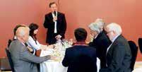 Claude Entemeyer, président de Réseau Entreprendre Lorraine, l'invité du dernier Club du Lundi.