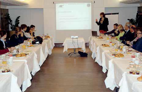 La simplification était au programme du dernier petit déjeuner de l'ACE à Nancy le 15 mai dernier.