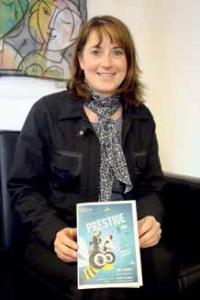 «Dans un monde de moins en moins humain, rompre l'isolement du chef d'entreprise est indispensable», assure Anne-Sophie Peignelin, présidente du CJD de Nancy.