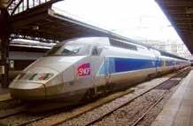 Le CESE Lorraine s'inquiète des prévisions de dessertes TGV de deuxième phase de la LGV Est européenne.