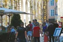 Les fêtes populaires et les commémorations ont dopé l'activité hôtelière en Lorraine d'après une enquête de l'Insee.