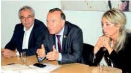 «Nous présenterons fn août une série de mesures pour permettre de redonner réellement de l'air aux entreprises», assure Pierre Gattaz, le président du Medef.