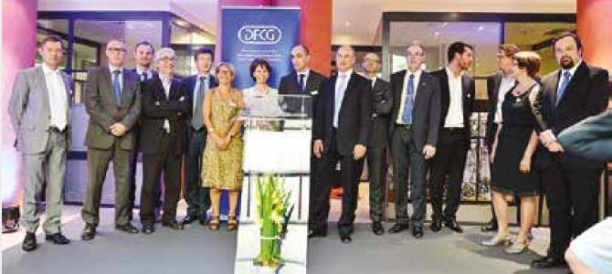L'association des DFCG de Lorraine vient d'organiser sa remise des Trophées le 12 juin à Nancy.