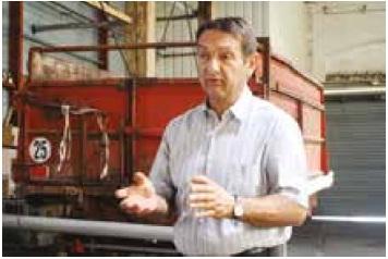 «94 % des consommateurs lorrains sont plus que satisfaits de leurs produits céréaliers», assure ClaudeVivenot, le délégué de l'association Passion Céréales en Lorraine.