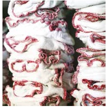 Les couches et protections lavables développées par Bou'de Nature s'affchent 100 % Lorrain.