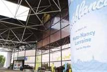 L'Aéroport Metz-Nancy Lorraine vient de faire l'objet de nouveaux aménagements.