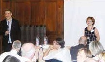 La 3ème soirée Prestige de l'association PEPS s'est déroulée à la Chartreuse de Bosserville.