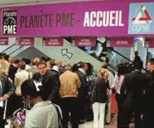 Les Territoires au cTmur du dernier Salon Planète PME mi-juin à Paris.