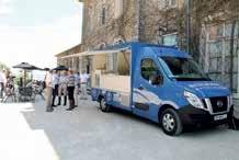 Le camion-restaurant de Théotime trônera jusqu'au 30 septembre à Brabois.