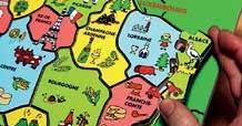 La réforme territoriale à 13 régions, votée à l'Assemblée nationale le 23 juillet, la Lorraine, l'Alsace et la Champagne Ardenne devraient faire cause commune dans peu de temps.