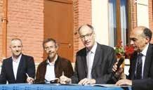 La convention de cession des terrains a été signée le 2 juillet entre Solvay et la CAPS.