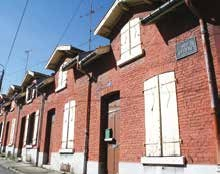 Après démolition, les cités ouvrières de la rue Hélène à Dombasle-sur-Meurthe, accueilleront un Centre de ressources médico-social.