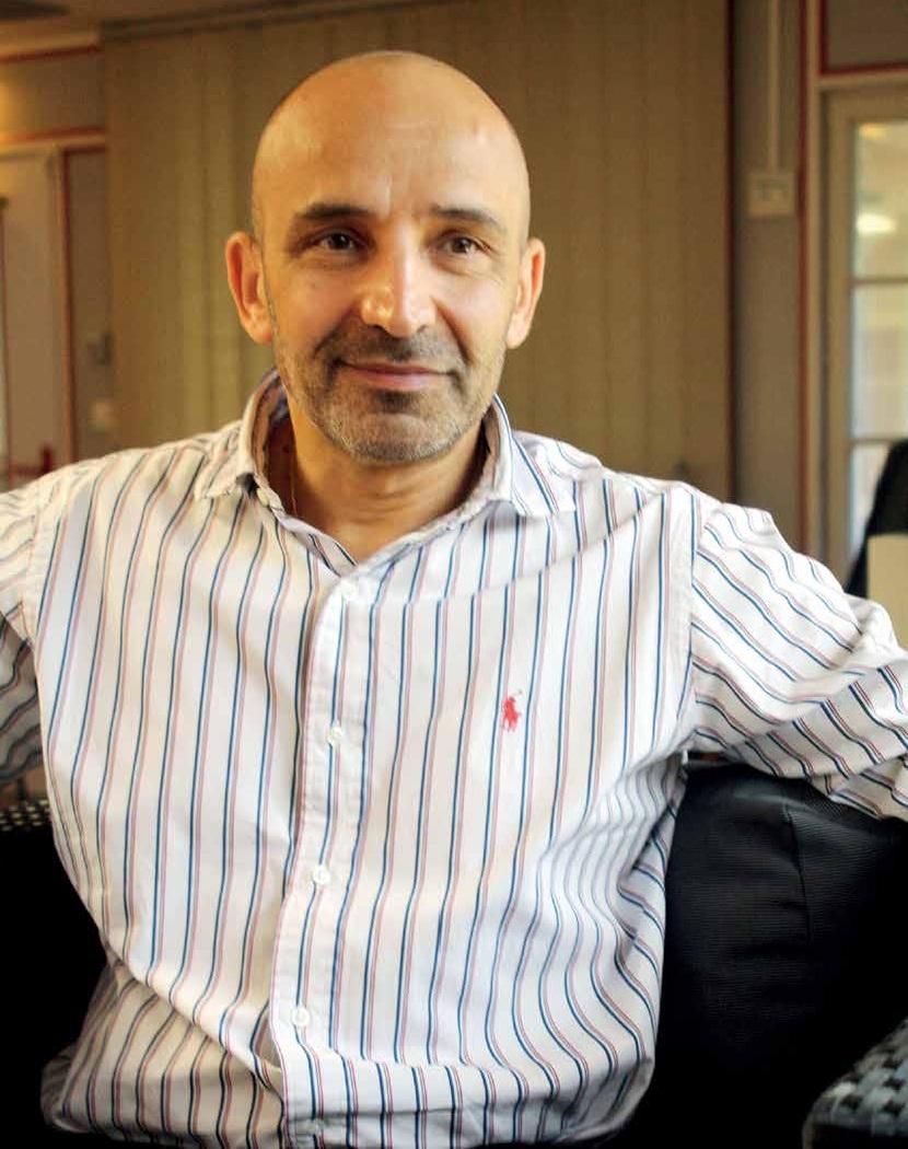Éric Hassan vient de prendre la présidence du Medef Lorraine. «Le Medef Lorraine doit être fort pour que la région soit forte.»