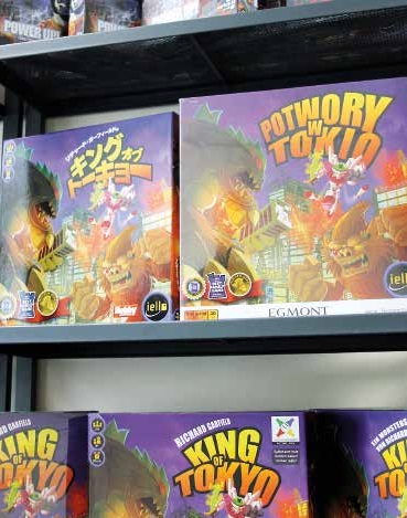 Le jeu «King of Tokyo», créé en 2011, a imposé lello comme éditeur majeur de jeux au plan international. «Le marché du jeu de société est en pleine résurgence»
