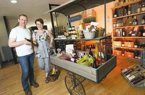 Pascal et Claire Noël ont ouvert le Petit Lorrain, à Bar-le-Duc, en octobre 2013.
