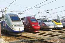 La valeur des trajets à grande vitesse ne représentait plus pour la SNCF que 3 mds € en 2013, contre 4,5 mds € en 2010.