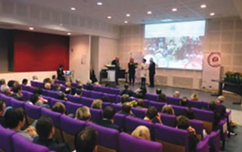 La remise des prix du Concours Trajectoires 2014 est prévue pour le 14 novembre.