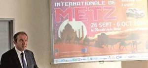 «Le média Foire se porte bien malgré la situation conjoncturelle délicate», assure Michel Coqué, le directeur général de Metz Expo Événements.