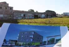 La construction d'une Maison Médicale dans l'éco-quartier des «Rives de Sainte-Valdrée» à Laneuveville vient de débuter.