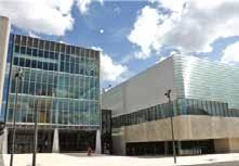 Le Centre des Congrès Prouvé de Nancy accueille le Salon des CE le 14 octobre.