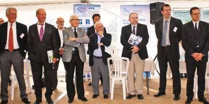 Le Critt techniques Jet Fluide et Usinage a organisé à Bar-le-Duc le 25 septembre le deuxième atelier technologique meusien.
