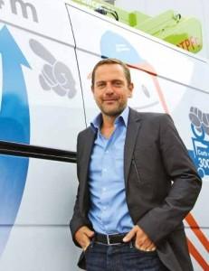 Vincent Thouvenot, PDG de France Élévateur: «L'arrivée d'Elaïs Capital va nous apporter les moyens de nos ambitions.»