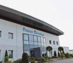 Le groupe France Élévateur affiche une progression moyenne annuelle de + 10 % de son CA depuis cinq ans.