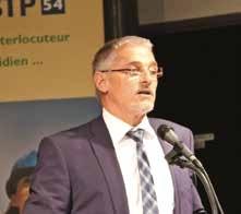 «Avec les collectivités territoriales, il faut ensemble inventer le futur», assure Daniel Cerutti, le président de la Fédération du BTP 54.