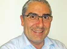 Alban Vibrac a 52 ans et trois enfants. Il est dans l'entreprise depuis trois décennies et souhaite insuffler son optimisme à l'environnement économique morose.