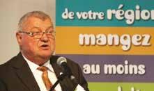 «L'image de l'agroalimentaire lorrain a changé», assure Raymond Frenot, le président de l'AIAL.