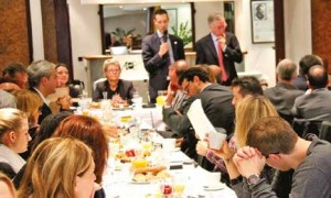«L'œil dans les coulisses», c'était le thème du petit déjeuner des 24 heures de l'ACE le 16 octobre à Nancy.