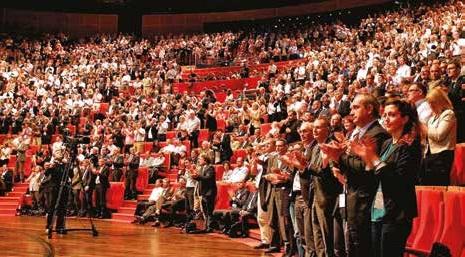 Lyon a accueilli le 69ème congrès des experts-comptables.